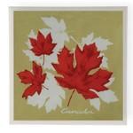 BILL HELIN Maple Leaf Trivet Boxed DNR