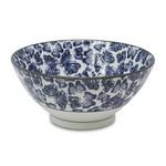 """EMF EMF Butterfly Japanese Porcelain Bowl 7"""" - Blue"""