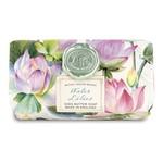 MICHEL DESIGN WORKS MICHEL DESIGN Large Bath Soap - Water Lilies DISC