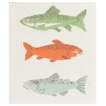 ECOLOGIE ECOLOGIE Gone Fishin Swedish Sponge Cloth