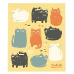 ECOLOGIE ECOLOGIE Purrfect Pals Swedish Sponge Cloth
