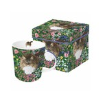 PAPER PRODUCTS DESIGN PPD Mug - Garden Cat