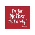 GRIMM GRIMM I'm the Mother Tea Towel DISC