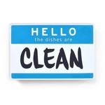 FRED & FRIENDS FRED Flipside - Hello Dishwasher Sign