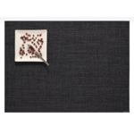 CHILEWICH CHILEWICH Boucle Placemat - Noir