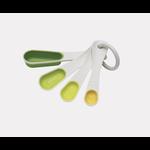 CHEFN CHEF'N SleekStor Nesting Spoons - Arugula