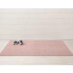 CHILEWICH CHILEWICH Heathered Shag Doormat 18x28 - Blush