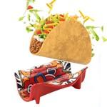 PORT STYLE PREPARA Taco Holder Single Red