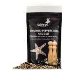 SALTWEST NATURALS SALTWEST NATURALS Smashed Peppercorn Sea Salt 40g