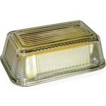 KITCHENBASICS KITCHENBASICS Glass Butter Dish 1lb
