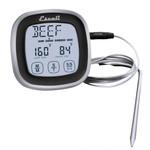 ESCALI ESCALI Touch Screen Thermometer & Timer - Black / Silver