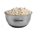 WABASH VALLEY FARMS WABASH VALLEY FARMS Popcorn Serving Bowl - Stainless