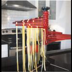 STRAUSS STRAUSS Pasta Dryer 22cm - Red