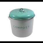 KITCHENBASICS KITCHENBASICS Compost Bin Large - Blue