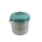 KITCHENBASICS KITCHENBASICS Compost Bin Small - Blue
