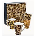 MCINTOSH MCINTOSH Go Wild Mugs S/4