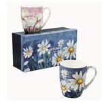 MCINTOSH MCINTOSH Morning Flowers Mugs S/2