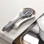 INTERDESIGN INC. INTERDESIGN Forma Spoon Rest - Brushed SS