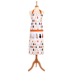 ULSTER WEAVERS ULSTER WEAVERS Cotton Apron - Cats In Waiting