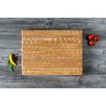 "LARCHWOOD LARCHWOOD Classic Medium Cutting Board 17.75x1.6x13.5"""