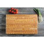 "LARCHWOOD LARCHWOOD Classic Large Cutting Board 21.6x13.5x1.75"""