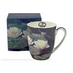 MCINTOSH MCINTOSH Monet Water Lilies Mocha Mug