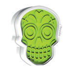 TOVOLO TOVOLO Cookie Cutters S/6 - Sugar Skull
