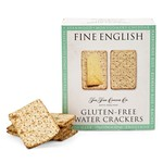 FINE CHEESE CO. FINE CHEESE CO. Fine English Gluten Free Water Crackers 170g