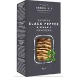 VERDUIJNS VERDUIJNS Wafers with Black Pepper 75g