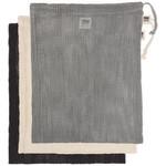 NOW DESIGNS NOW DESIGNS Le Marche Produce Bags S/3 - Cloud
