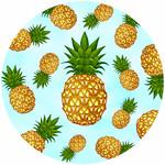 ANDREAS ANDREAS Pineapple Jar Opener