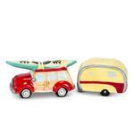 ABBOTT ABBOTT Woody Car & Camper Salt & Pepper Shaker