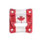 ABBOTT ABBOTT Canada Flag Wall Bottle Opener