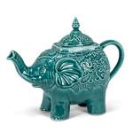 ABBOTT ABBOTT Teapot 32oz - Ornate Elephant