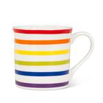 ABBOTT ABBOTT Mug 12oz - Colour Stripe