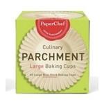 DAVID SHAW PAPERCHEF Parchment Baking Cups 60 - Large