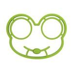 MOBI MOBI Silicone Egg Mold Mr. Froggy - Green