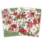 MICHEL DESIGN WORKS MICHEL DESIGN Tea Towel S/2 - Merry Christmas