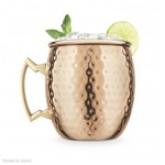 FINAL TOUCH FINAL TOUCH Moscow Mule Hammered - Copper