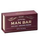 SAN FRANCISCO SOAP COMPANY MAN BAR - Exotic Musk & Sandlewood