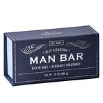 SAN FRANCISCO SOAP COMPANY MAN BAR - Silver Sage & Bergamot