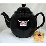 JL BRADSHAW JL BRADSHAW Brown Betty Teapot 2 cup