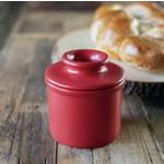Retro Butter Bell - Matte Red