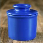 Retro Butter Bell - Matte Blue