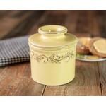 Antique Butter Bell - Goldenrod