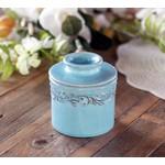 Antique Butter Bell - Powder Blue