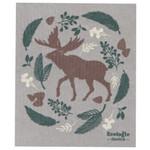 ECOLOGIE ECOLOGIE Swedish Dishcloth - Winter Moose