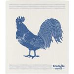 ECOLOGIE ECOLOGIE Swedish Dishcloth - Rooster Francaise