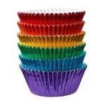 WILTON WILTON Baking Cup - Multi Coloured Foil