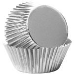 WILTON WILTON Baking Cup 24pc - Silver Foil